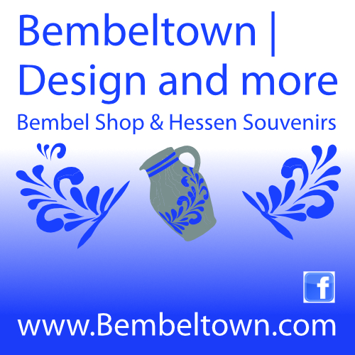 BEMBELTOWN Design and more | Bembel Shop & Hessen Souvenirs