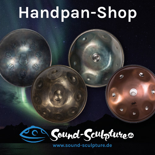 Sound Sculpture - Handpan Shop